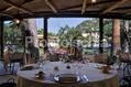 Hotel La Reginella - Il ristorante in giardino