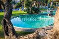 Hotel La Reginella - Vasche idromassagio in giardino