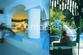 Hotel La Scogliera - Piscina termale interna con cascata cervicale