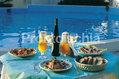 Hotel La Scogliera - Ristorante a bordo piscina