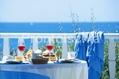 Hotel La Scogliera - Terrazza attrezzata