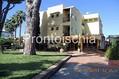 Hotel Le Canne - L'entrata dell'hotel