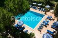 Hotel Le Canne - La piscina vista dall'alto