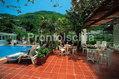 Hotel Magnolia - Il solarium sulla piscina