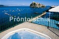 Hotel Miramare e Castello - La jacuzzi sull'attico