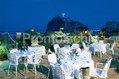 Hotel Miramare e Castello - La cena all'aperto