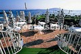 Hotel Miramare e Castello - La terrazza attrezzata