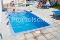 Hotel Nausicaa - La piscina termale esterna