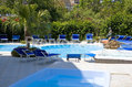Hotel Nausicaa - Il solarium sulla piscina