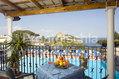 Hotel Parco Cartaromana - Balcone attrezzato della camera vista mare