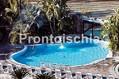 Hotel Parco Maria - La piscina termale in giardino