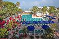 Hotel Parco San Marco - La piscina termale esterna ed il solarium attrezzato