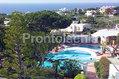 Hotel Parco Villa Teresa - Piscina Termale dall'alto