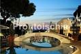 Hotel Parco Villa Teresa - La piscina termale al tramonto