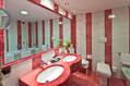 Il bagno della Junior Suite.