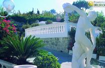 Giardini dell'Hotel.