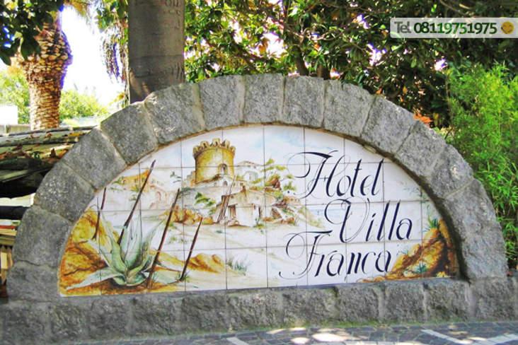 Hotel Villa Franca.