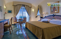 Junior Suite con terrazza vista mare.