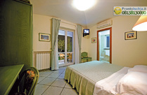 Relais standard Villa Titina distante circa 100 mt dal corpo centrale.