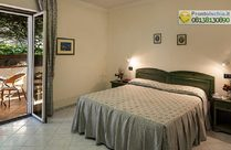 Relais Standard Villa Giusy a 100 mt dal corpo centrale dell'hotel.