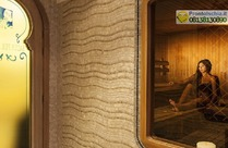 Centro benessere Elisir La Sauna finlandese.