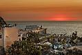 Uno sguardo ai favolosi tramonti della Baia di Citara.