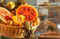 Frutta di stagione.