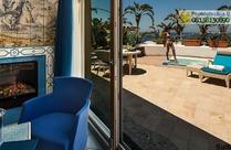 Suite Poseidone un idromassaggio al caldo sole di Forio.
