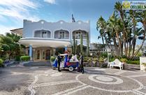 La tipica motoretta firmata Sorriso Resort.