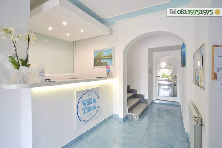 Foto dell'Charme Hotel La Villa Tina
