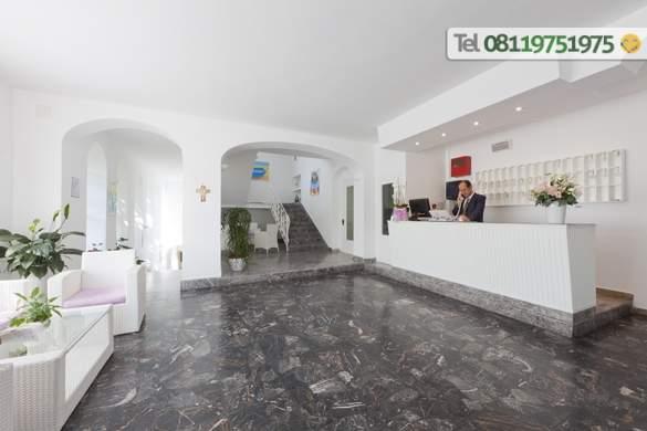Reception Hotel Terme Letizia