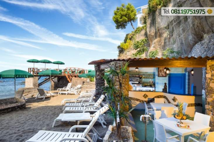 Hotel la madonnina ischia casamicciola terme - Bagno italia ischia ...