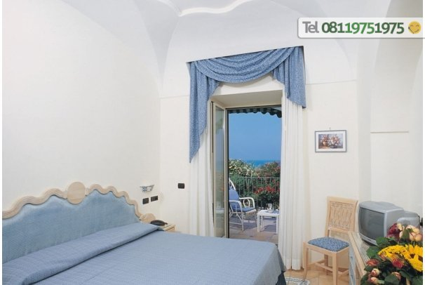 Camera Classic Balcone vista mare