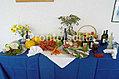 Il buffet dei prodotti isolani