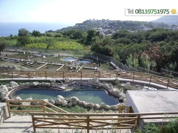 Percorso del nuovo Parco Talia.