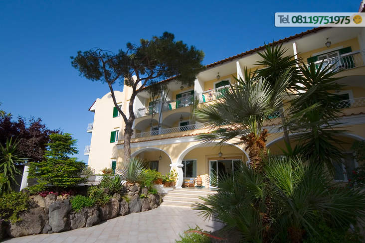 Foto Hotel Hermitage and Park Terme