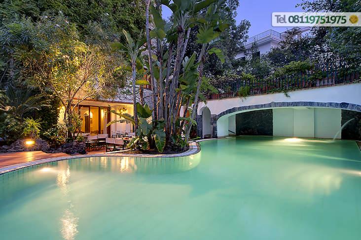 Foto Hotel La Villa Rosa