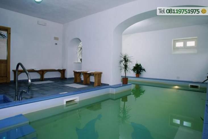 Hotel nausicaa ischia casamicciola terme piazza bagni for Finestra termale